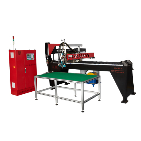SJ-303Full Automatic Constant Glue Dispensing Machine